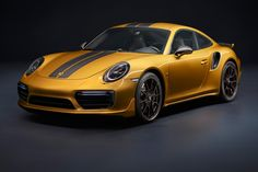 It's another special edition 911, and a particularly quick one at that. Tasteless or terrific?