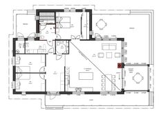 kuva Future House, House Plans, Sweet Home, Floor Plans, Layout, Exterior, House Design, Flooring, How To Plan
