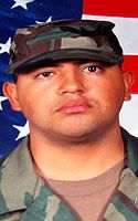 Army Spc. Israel Garza  Died April 4, 2004 Serving During Operation Iraqi Freedom  25, of Lubbock, Texas; assigned to 2nd Battalion, 5th Cavalry Regiment, 1st Cavalry Division, Fort Hood, Texas; killed April 4 when his unit was attacked with rocket-propelled grenades and small-arms fire in Baghdad.