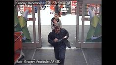 FRIDLEY, Minn. (KMSP) - Police are attempting to track down a man and woman who fled from