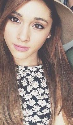 Ariana Grande Hair Down 9