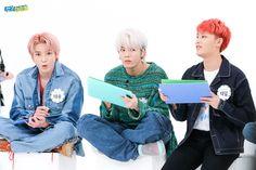 030620 nct 127 on weekly idol Taeyong, Jaehyun, Weekly Idol, Fandom, Nct Yuta, Picture Credit, Nct 127, Nct Dream, Boy Groups