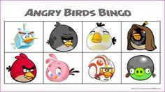 Educational Kismet : Angry Birds Bingo