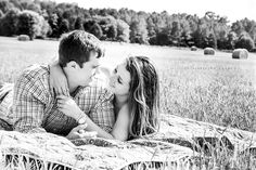 Country couple photography.... Loveeee this photo!!!(:
