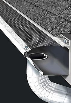 Constructive detail of a hidden gutter consists of three - Exterior house washing madison wi ...