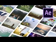 After Effects Photo Carousel Tutorial - YouTube