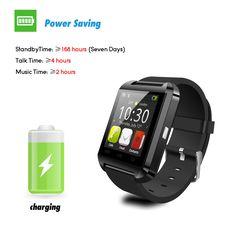 79f98b13c2f8 U8L Smart watch(Red) – Anbond Smart Watch