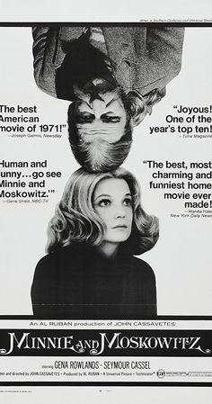 Minnie and Moskowitz (1971) - IMDb