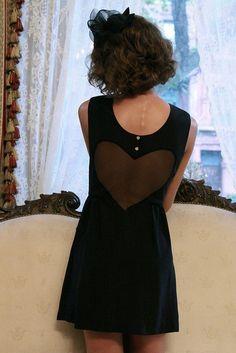 Sweet little dress.