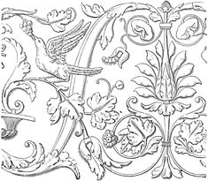 Friezes at Venice Corinthian Order, Karl Blossfeldt, Art Nouveau Illustration, Renaissance Fashion, Inca, Chalkboard Art, Pottery Art, Baroque, Clip Art