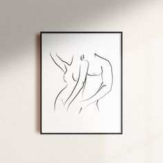 Outline Art, Outline Drawings, Art Drawings Sketches, Silhouette Couple, Silhouette Art, Face Line Drawing, Guy Drawing, Dope Cartoon Art, Figure Sketching