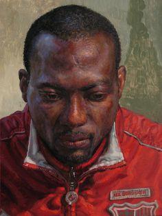 Paul Beel fine art oil painting / BAYarts.net / Cleveland Ohio