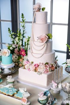 WedLuxe– Breakfast with Audrey    Follow @WedLuxe for more wedding…