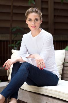 6 Beauty Secrets I Learned From Olivia Palermo   - ELLE.com