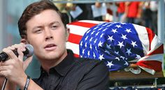 Country Music Lyrics - Quotes - Songs Scotty mccreery - Scotty McCreery Sings Heartbreaking Tribute To Honor Fallen Soldiers - Youtube Music Videos https://countryrebel.com/blogs/videos/18996787-scotty-mccreery-sings-heartwarming-tribute-to-honor-veterans