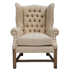 Wing Chair - Hudson Furniture - Hudson Furniture