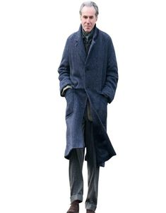 Daniel Day-Lewis Phantom Thread Wool Coat 5d2323547