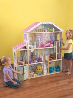 Country Chateau Dollhouse by KidKraft on Gilt.com