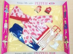 Ideal Pepper Snow Flake Oufit #9339-3 - MIB