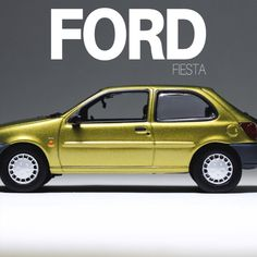 The Ford Fiesta, first car to so many and reliable daily driver for so many more. Pick up a classic diecast Fiesta from Minichamps, featuring a clear display case and working wheels. First Car, Diecast Model Cars, Ford Models, Display Case, Wheels, Classic, Cars, Glass Display Case, Derby
