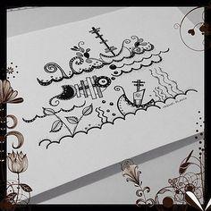 """""""Donde viven los peces"""" Ilustración impresa sobre papel mate Clairefontaine, ligeramente texturizado, de 180 gr. Numeradas y firmadas. Tamaño 15 x 21 cm Pedidos/ To order: raquel@maggicosvillage.com"""