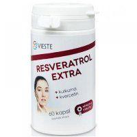 Výživový doplnok obsahujúci tri silné prírodné antioxidanty- resveratrol, kurkumín a kvercetín, ktoré obmedzujú aktivitu kyslíkových radikálov. Coconut Oil