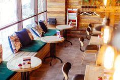 Бар «Дэдди» г.Екатеринбург - Лучший интерьер ресторана, кафе или бара | PINWIN…