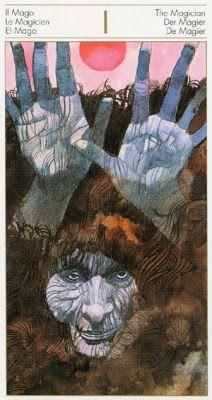 The Magician - Tarot of the origins - Rozamira Tarot - Picasa Web Albums