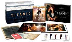 Gift set de Titanic em Blu-ray