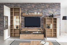 Obývačka COLONIA vo vyhotovení dub artisan Living Rooms, Artisan, Furniture, Home Decor, Lounges, Decoration Home, Room Decor, Home Living Room, Craftsman