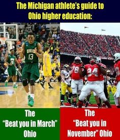 The great state of Ohio