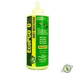 EcoPCO DX  Dust Insecticide 10 oz ** Want additional info? Click on the image.