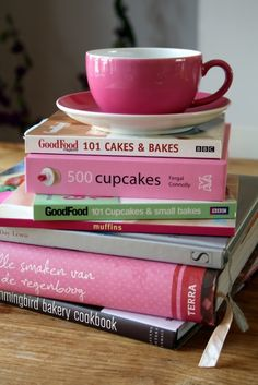 We have two of these cup cake books at home