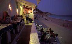 Eat on the beach at Boia Bar, Salema- Fish so fresh it still tastes of the sea http://www.boiabar.com/en/home_en.html