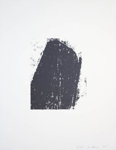 Mask-off a square and scribble/paint inside/outside  Richard Serra | Out the Window at the Square Diner (1980)