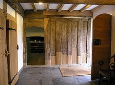 Dolbelydr is a 16th Century house in a remote location near St. Asaph, in the ownership of the Landmark Trust.