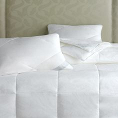 Bergen Down Free Pillows by Scandia Home - on sale for 20% off through May 16!