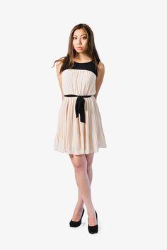 Online Women's Fashion - Kiku Boutique - Chiffon Dress with Pleated Skirt AUD$42 Chiffon Dress, Pleated Skirt, Womens Fashion Online, Aud, Product Launch, Women's Fashion, Boutique, Summer Dresses, Skirts
