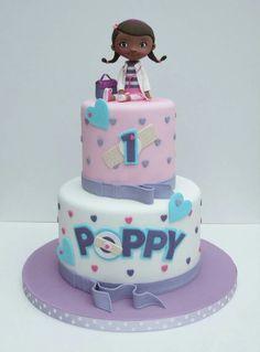 Dc mcstuffins cake