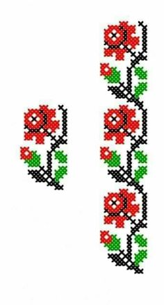 1 million+ Stunning Free Images to Use Anywhere Cross Stitch Bookmarks, Cute Cross Stitch, Cross Stitch Rose, Cross Stitch Borders, Modern Cross Stitch Patterns, Cross Stitch Flowers, Counted Cross Stitch Patterns, Cross Stitch Designs, Folk Embroidery