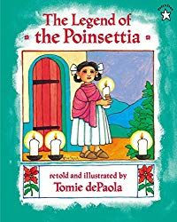 """Read """"The Legend of the Poinsettia"""" by Tomie dePaola available from Rakuten Kobo. In Mexico, the poinsettia is called flor de la Nochebuenao flower of the Holy Night. At Christmastime, the flower blooms. Childrens Christmas Books, Christmas Books For Kids, Christmas Activities, A Christmas Story, Christmas Pictures, Christmas Fun, Christmas Countdown, Spanish Christmas, Mexican Christmas"""