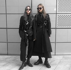 A Realm for those who understand dark and unique styles with only one mission: making it affordable and accessible for everyone. Edgy Outfits, Grunge Outfits, Cool Outfits, Fashion Outfits, Alternative Outfits, Alternative Fashion, Japanese Street Fashion, Korean Fashion, Aesthetic Fashion