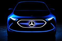Mercedes-Benz EQ A Tease Continues With New Video - Motor Trend