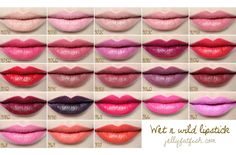 2$ Wet N Wild Lipstick-I have these and they actually work. They are highly pigmented and have a great texture!
