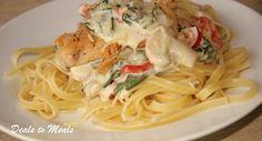 Deals to Meals: Tuscan Garlic Chicken