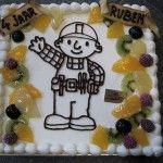 Bob de bouwer taart van Bakkerij Excellence http://www.excellence.be