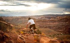 Yeti Mountain Bikes - Moab