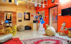 Backpacking hostels - Ditch hotels for these 5 backpacking hostels in India Planning on backpacking in India? Here are few hostels that we have listed for you, all you need to do is just pack your bags and go.