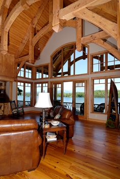 rustic floor plans with vaulted ceilings   ... Home Plan Great Room Photo 01 - 082S-0001   House Plans and More