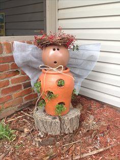 Torrie..my Garden Angel